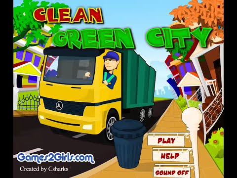 Clean Green City - Game Show - Game Play - 2015 - HD