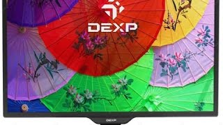 DEXP  Телевизор  как работает интернет