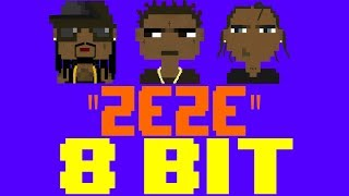 ZEZE [8 Bit Tribute to Kodak Black feat. Travis Scott & Offset] - 8 Bit Universe