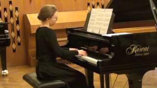 Ирина Казмирук - пьеса для фортепиано