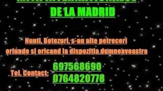 MITA INTERNATIONALUL DE LA MADRID-LIVE 2011 LA MADRID-VREAU SA-MI IMPART VIATA CU TINE.wmv