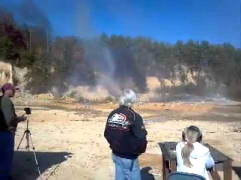 Start Of The 11 5 11 Piedmont Machine Gun Shoot Youtube