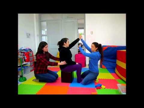 Cerebral Palsy Neuro Rehabilitation Bobath Concept Training Video