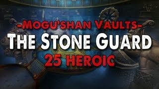 Method vs The Stone Guard (25 Heroic)
