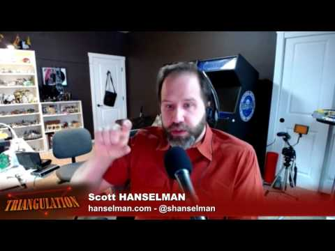 Scott Hanselman: Why You Need Your Own Blog