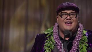 Kalani Pe'a Wins GRAMMY Award 2019 - Acceptance Speech
