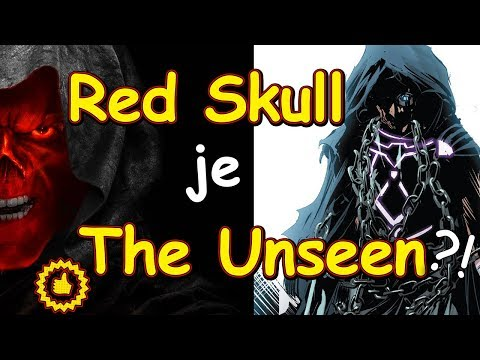 TEORIE: Red Skull je The Unseen ?! Avengers: Infinity War