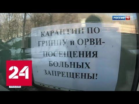 Карантин во Владивостоке: у туристов РФ с лайнера Diamond Princess коронавирус не найден - Россия 24