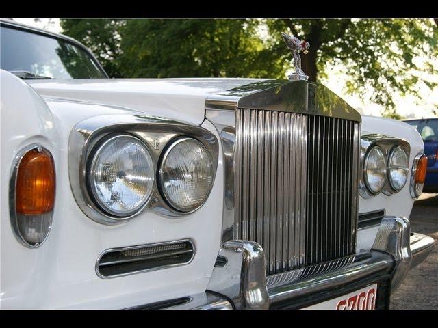 ROLLS ROYCE SILVER SHADOW I Oldtimer Bj 1969 Kult Premium Luxus PKW  classic cars