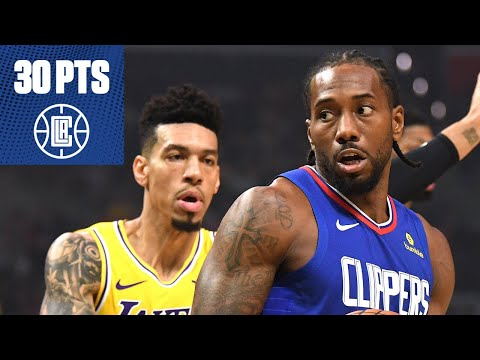 kawhi-scores-30-in-clippers-debut-vs.-lebron-&-the-lakers-|-2019-20-nba-highlights