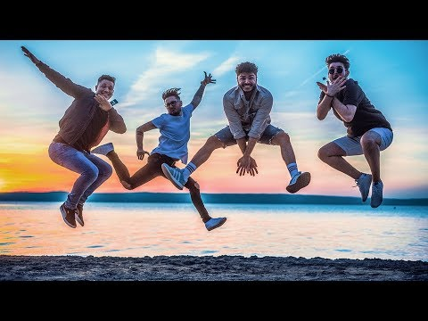 Mark Forster - Like A Lion | Boyband Cover