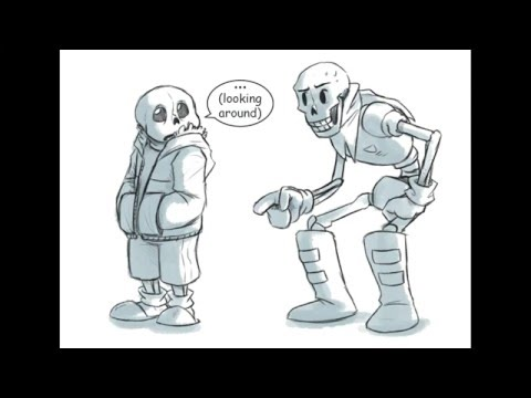 Sans Sleepwalking Problem (Comic Dub)