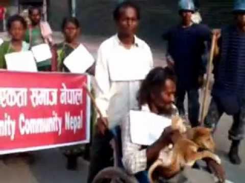 beggar unity community nepal.mp4 thumbnail
