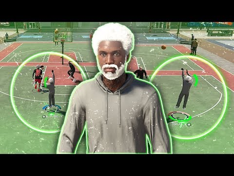 uncle-drew-at-the-park-nba2k19-|-uncle-drew-can't-be-stop!!🔥😱