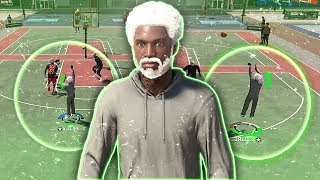 UNCLE DREW AT THE PARK NBA2K19 | UNCLE DREW CAN'T BE STOP!!🔥😱