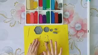 """3 класс. Тема: """"Фонтаны"""" (Работа с пластичными материалами). Урок технологии."""