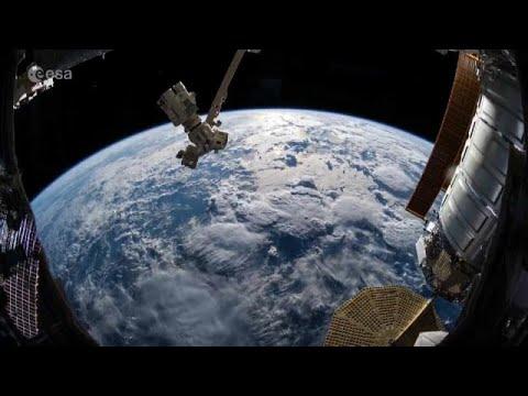 شاهد : مقاطع مصورة للولايات المتحدة وإفريقيا من الفضاء  - 16:22-2018 / 7 / 19