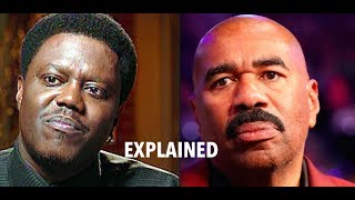 Bernie Mac And Steve Harvey's Beef Explained - Here's Why
