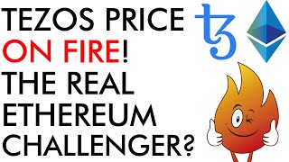 Tezos Crypto Explained - Price on Fire - Is It The Real Ethereum Challenger? [2020]