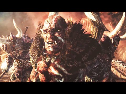 Dragon's Dogma Online Orc Battle CGI Movie 【FULL HD】