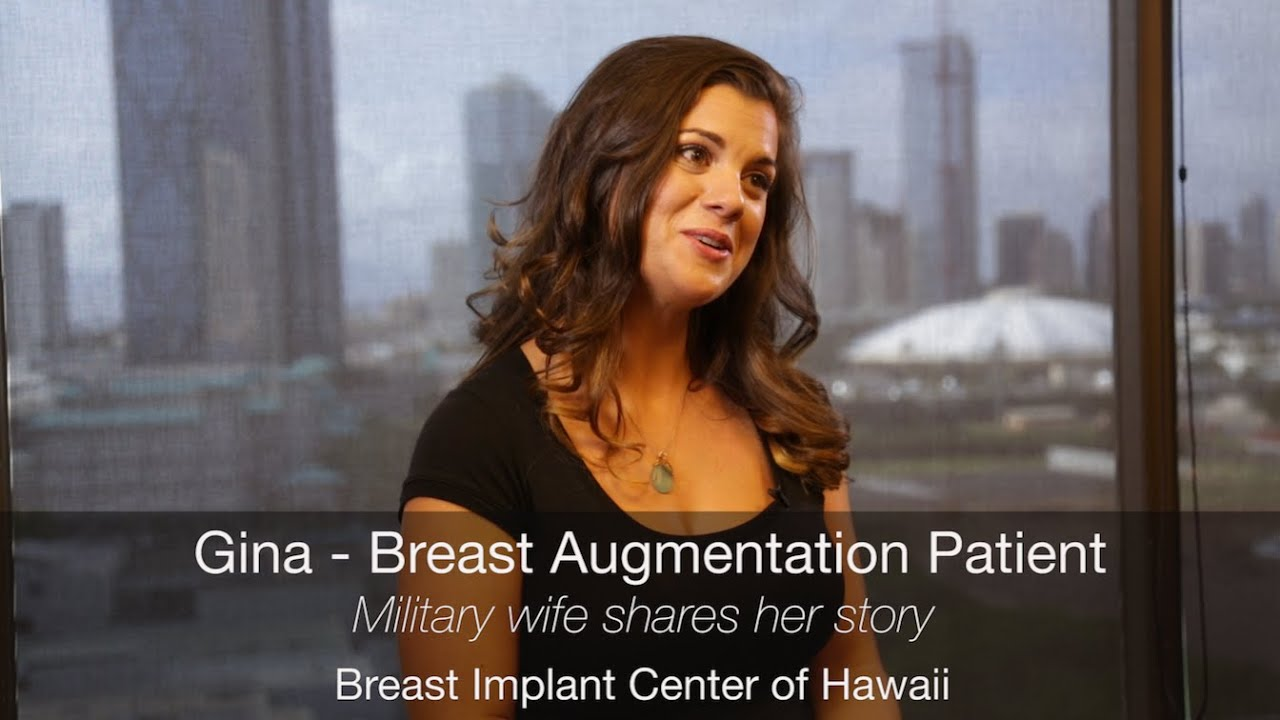 wife Breast augmentation