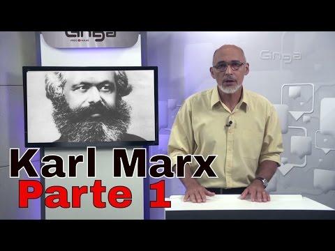Sociologia - Karl Marx - Parte 1/2