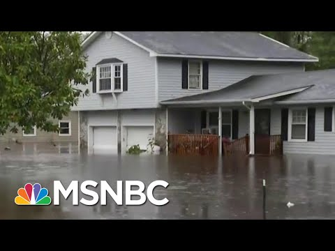 Record Rain Fall Drenches Carolinas As Death Toll Rises To 14 | MSNBC