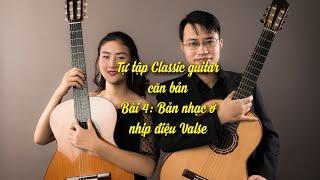 Hướng dẫn học guitar bài 4: Valse