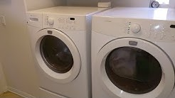 Frigidaire Affinity Washing Machine Not Draining - Repair
