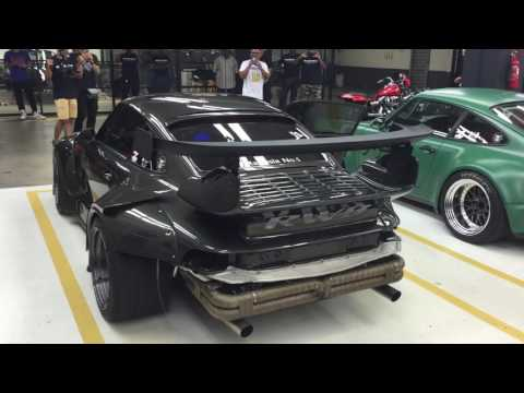Listen to the LS7 RWB Starting up