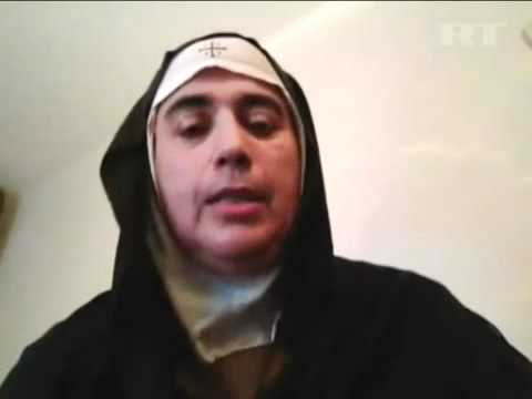 FSA Terrorists took bodies from hospital to stage Al-Houla Massacre - Syrian Nun Exposes FSA.
