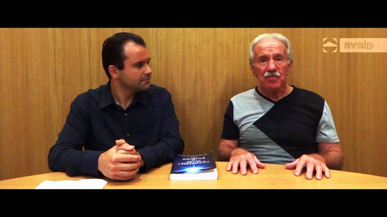 Bandler Y Grinder Libros Part 1 4 John Grinder On The Origins Of Nlp The Early Days Youtube