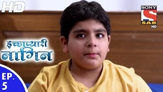 Icchapyaari Naagin - इच्छाप्यारी नागिन - Episode 5 - 3rd October, 2016