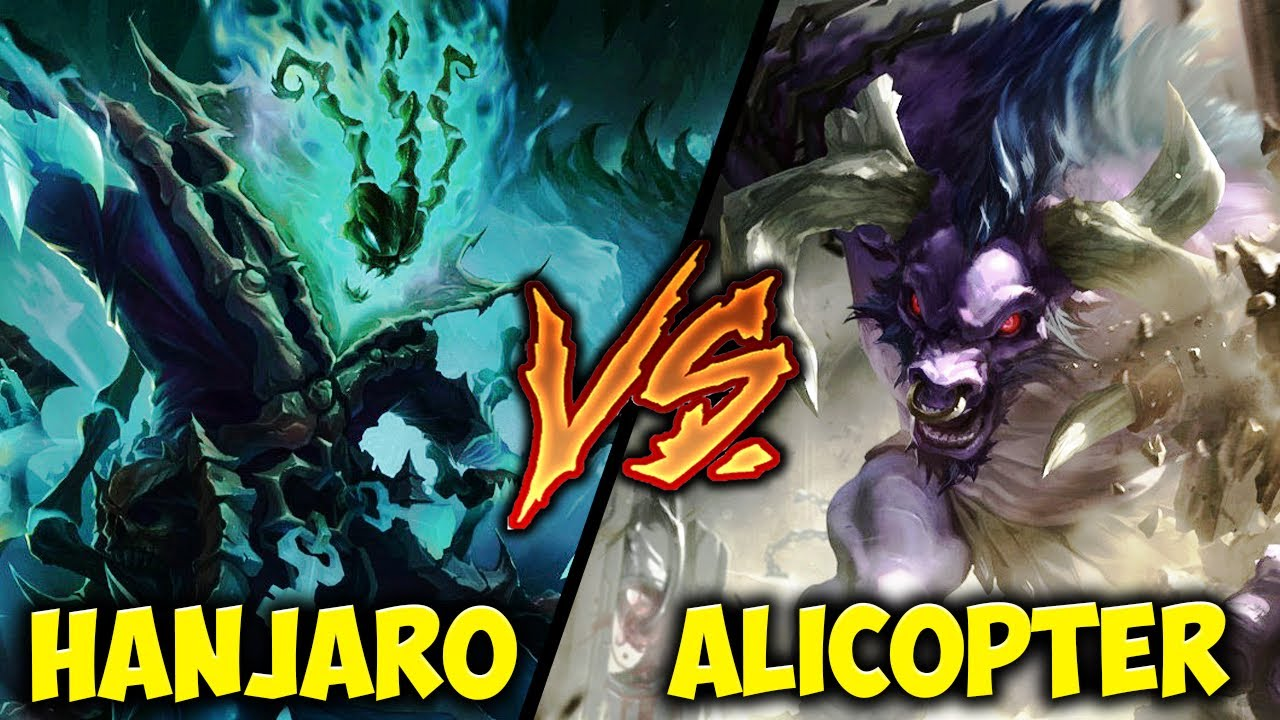 Download MY THRESH FACES ALICOPTER IN HIGH ELO! (ULTIMATE SUPPORT BATTLE) - League of Legends