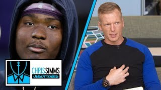 Dwayne Haskins' red flags are becoming more apparent   Chris Simms Unbuttoned   NBC Sports