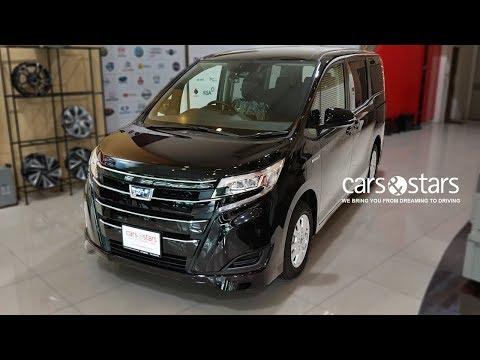Cover Lagu Toyota Noah Hybrid 2018 (Full Review) stafamp3