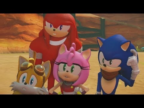 Let's Play Sonic Boom: Rise of Lyric! (Part 2)
