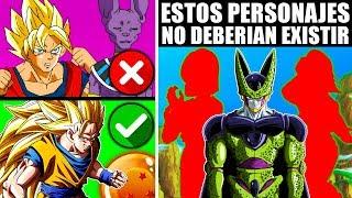 6 Secretos que Dragon Ball Z NO Quiere que Sepas