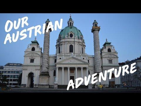 My Vienna adventure ✈ 3D3N in Vienna, Austria | GoPro