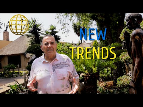 Vic's World - New Trends