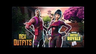 Brilliant Striker Gameplay New Skins Fortnite | Follow DarkStar Link in Description! W [573] | C [0]