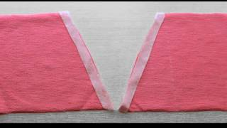 Как сшить юбку из трикотажа на резинке(МК Как сшить юбку из трикотажа на резинке + текстовая версия:http://shjem-krasivo.ru/?p=7709., 2016-02-14T17:39:41.000Z)
