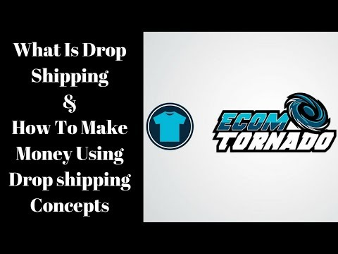 What is drop shipping! Concepts, Platform & traffic source || Nick Arora