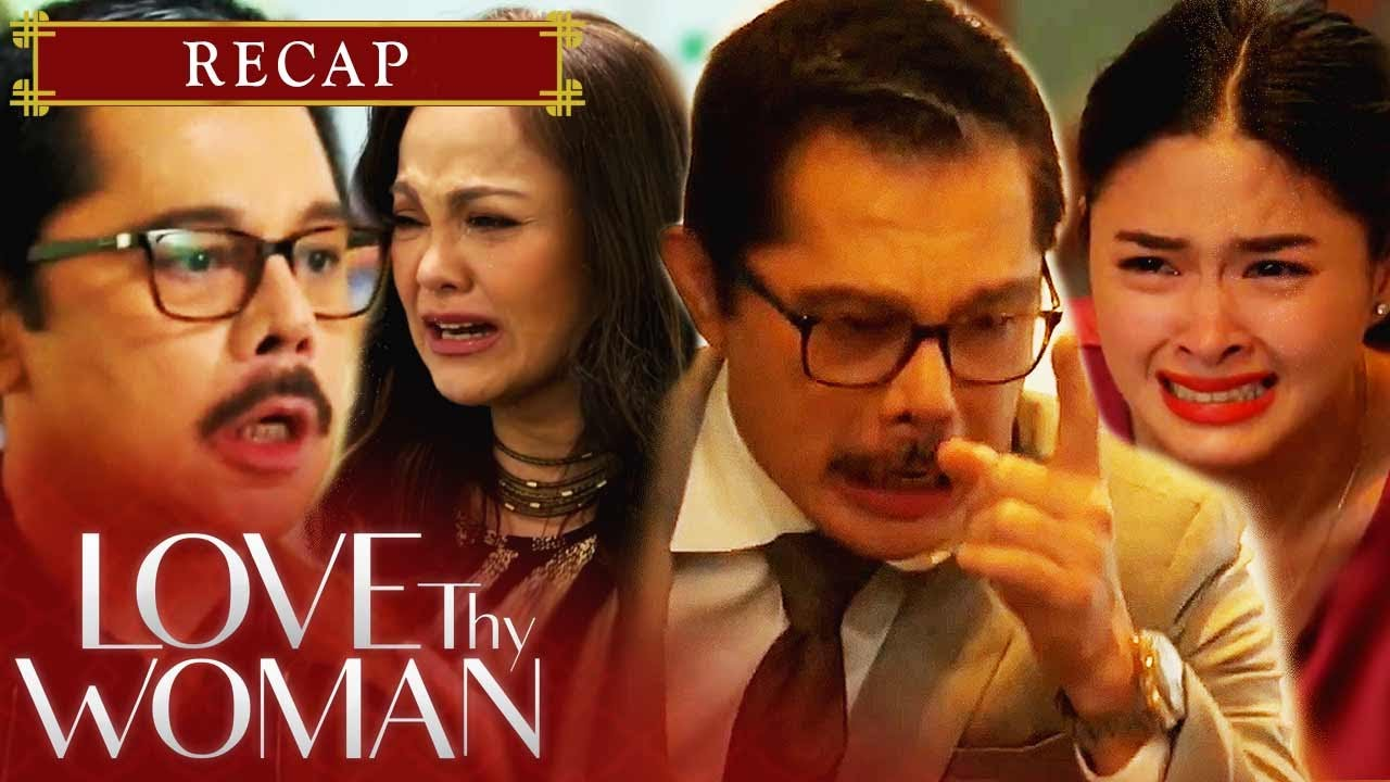 Download Adam discovers Lucy and Dana's evil schemes | Love Thy Woman Recap (With Eng Subs)