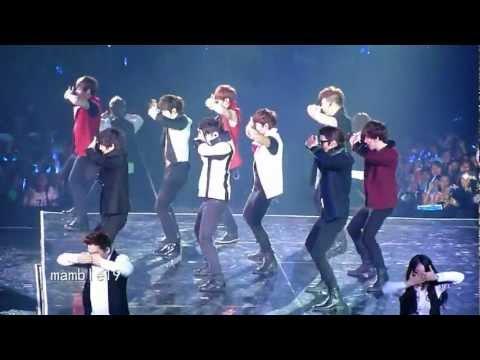 [HD FANCAM] Opera - Super Junior, SS4 in Jakarta