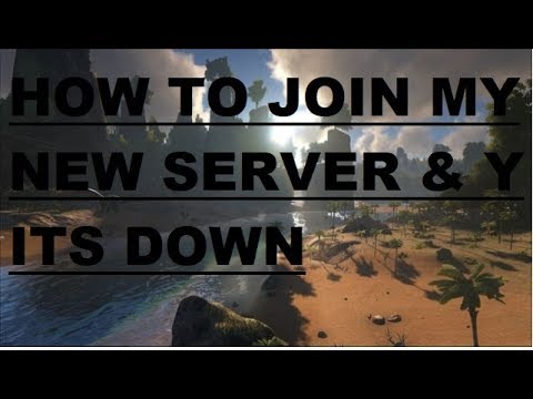 ARk why people carnt join nitrado servers and how to join them ATM