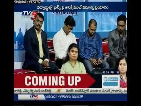 TV5 News - Startup Junction Episode -1