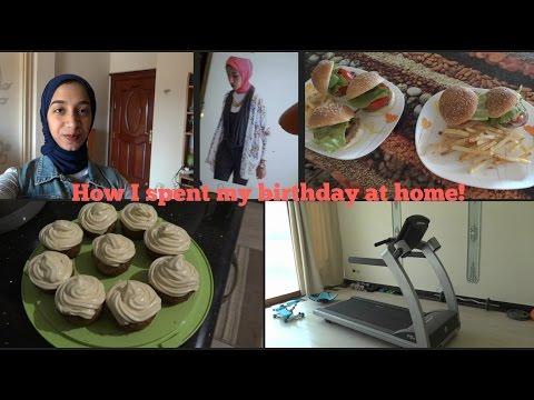 Alaa's Vlogs |  ازاي قضيت عيد ميلادي في البيت