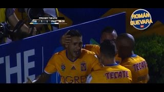Tigres vs Pachuca 1-1 Final IDA Concachampions 2016-2017 HD - RESUMEN