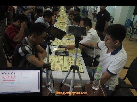 V4 A2 2017 : Nguyễn Công Chương ( Khánh Hòa ) vs Lại Lý Huynh ( Bình Dương )